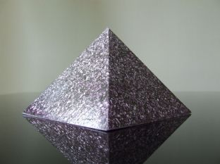 Orgone 7th Crown Chakra Pyramid